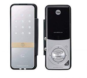 Cerradura inteligente para puertas de cristal