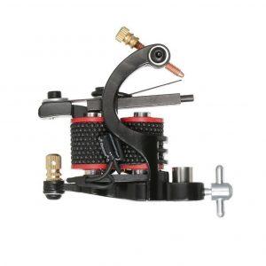 Máquina para hacer tatuajes con motor de shader