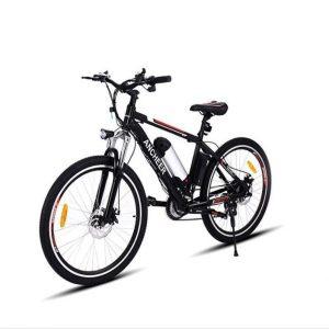 Bici eléctrica de montaña