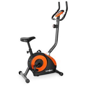 Bicicleta estática con pulsómetro