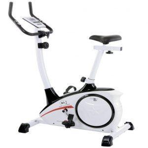 Bici estática con sistema de freno magnético