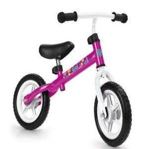 Bicicleta sin pedales de Nancy