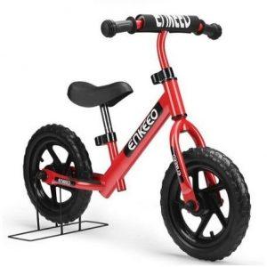 Bicicleta sin pedales Enkeeo de 12″