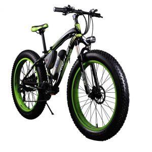Bicicleta eléctrica RT012 350W