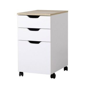 Organizador de oficina en color blanco