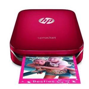 Impresora portátil fotográfica HP Sprocket