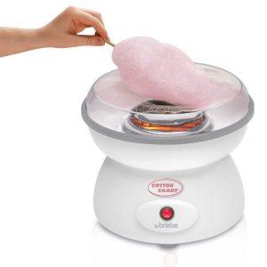 Máquina de algodón de azúcar con cuchara dosificadora