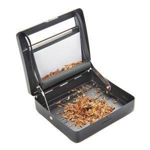 Máquina semiautomática de liar cigarrillos