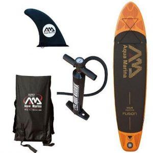 Tabla de paddle surf hinchable Aqua Marina Fusion