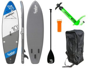 Tabla de paddle surf hinchable Devessport Arrow